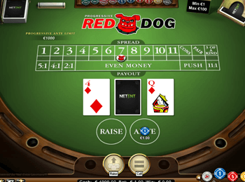 Игровой автомат Red Dog Progressive - фото № 5
