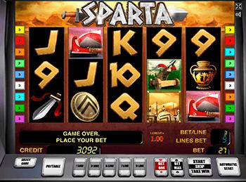 Игровой автомат Sparta - фото № 4