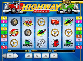 Игровой автомат Highway Kings - фото № 4