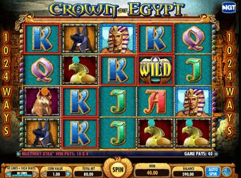 Игровой автомат Crown of Egypt - фото № 3