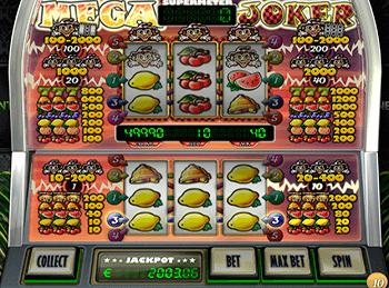 Игровой автомат Mega Joker - фото № 1
