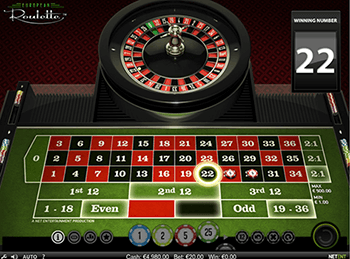 Игровой автомат European Roulette - фото № 5