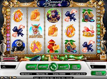 Игровой автомат Diamond Dogs - фото № 2
