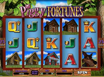 Игровой автомат Piggy Fortunes - фото № 2