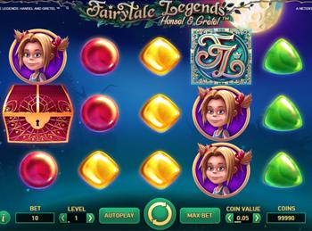 Игровой автомат Fairytale Legends: Hansel and Gretel - фото № 1