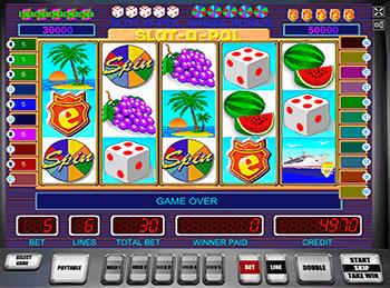 Игровой автомат Slot-O-Pol - фото № 5