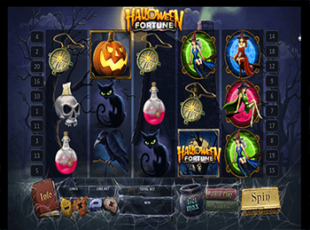 Игровой автомат Halloween Fortune - фото № 6