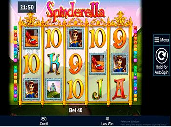 Игровой автомат Spinderella - фото № 3