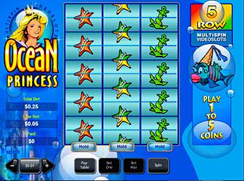 Игровой автомат Ocean Princess - фото № 1