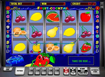 Игровой автомат Fruit Cocktail - фото № 5