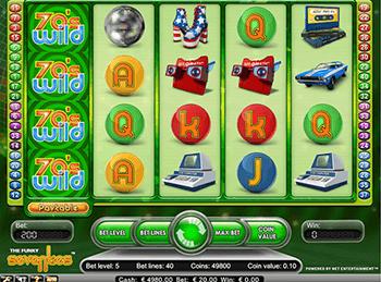 Игровой автомат Funky Seventies - фото № 3