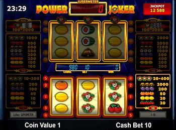 Игровой автомат Power Joker - фото № 3