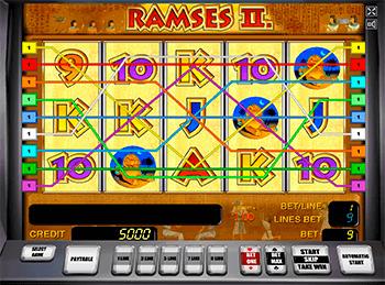 Игровой автомат Ramses II - фото № 3
