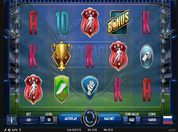 Игровой автомат Football Champions Cup - фото № 3