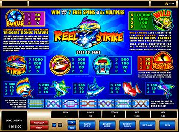 Игровой автомат Reel Strike - фото № 1