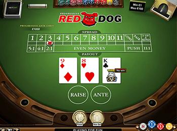 Игровой автомат Red Dog Progressive - фото № 2