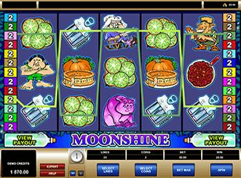 Игровой автомат Moonshine - фото № 1