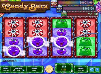 Игровой автомат Candy Bars - фото № 2