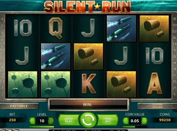 Игровой автомат Silent Run - фото № 2