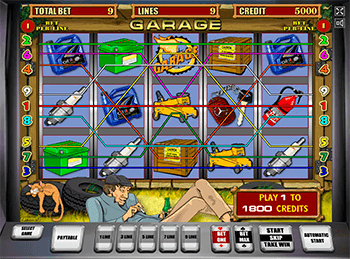 Игровой автомат Garage - фото № 3