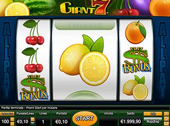 Игровой автомат Giant 7 - фото № 1