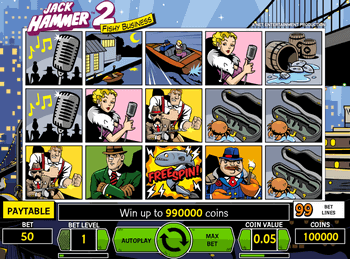 Игровой автомат Jack Hammer 2 - фото № 1
