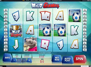 Игровой автомат Wild Games - фото № 3