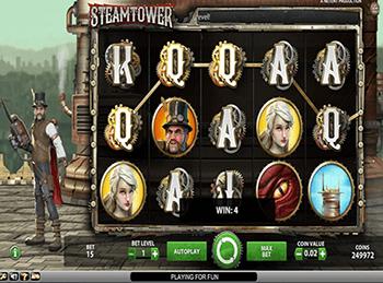 Игровой автомат Steam tower - фото № 1