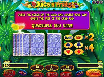 Игровой автомат Juice And Fruits - фото № 2
