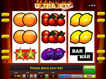 Игровой автомат Ultra Hot Deluxe - фото № 6