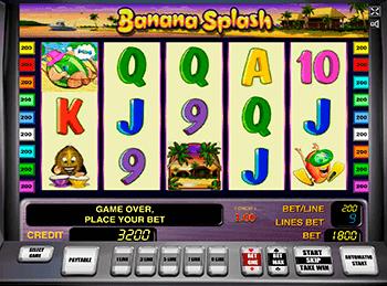 Игровой автомат Banana Splash - фото № 6