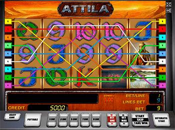 Игровой автомат Attila - фото № 6