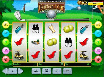 Игровой автомат Golden Tour - фото № 3
