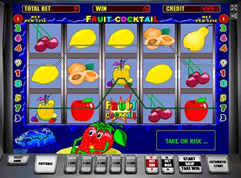 Игровой автомат Fruit Cocktail - фото № 3