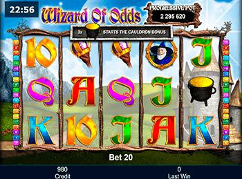 Игровой автомат Wizard Of Odds - фото № 3