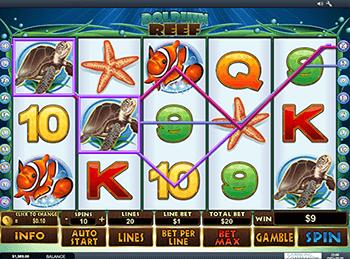 Игровой автомат Dolphin Reef - фото № 3