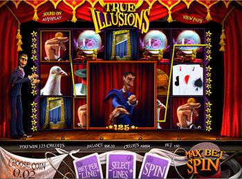 Игровой автомат True Illusions - фото № 3