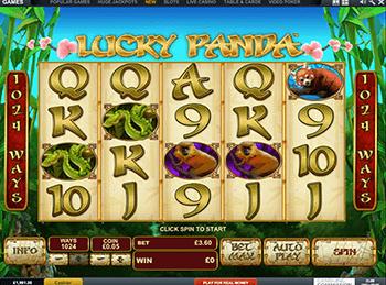 Игровой автомат Lucky Panda - фото № 1