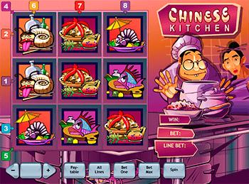 Игровой автомат Chinese Kitchen - фото № 3