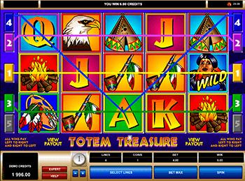 Игровой автомат Totem Treasure - фото № 2