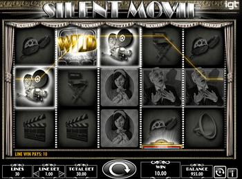 Игровой автомат Silent Movie - фото № 2