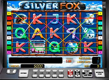 Игровой автомат Silver Fox - фото № 6