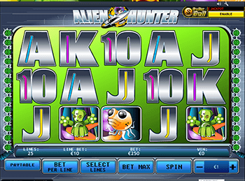 Игровой автомат Alien Hunter - фото № 3