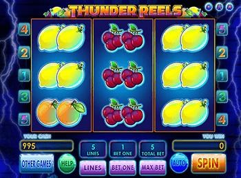 Игровой автомат Thunder Reels - фото № 5