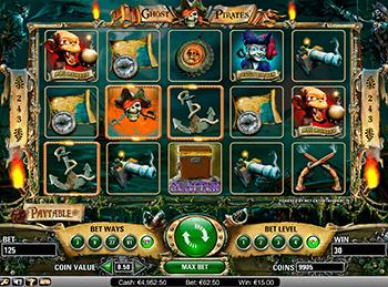Игровой автомат Ghost Pirates - фото № 3