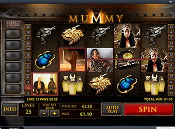 Игровой автомат The Mummy - фото № 1