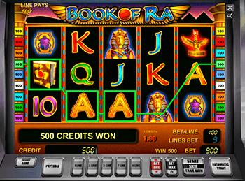 Игровой автомат Book of Ra - фото № 5