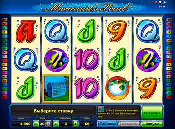 Игровой автомат Mermaid's Pearl Deluxe - фото № 2