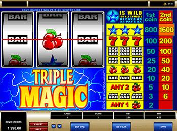 Игровой автомат Triple Magic - фото № 6