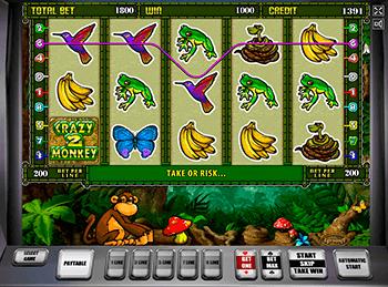 Игровой автомат Crazy Monkey 2 - фото № 3